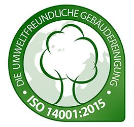 Umweltfreundliche Gebäudereinigung Siegel
